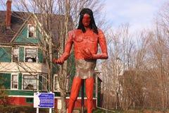 Glooscap Parrsboro Новая Шотландия Стоковая Фотография