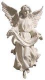 Gloria anioł Obraz Royalty Free