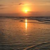 Gloria de la salida del sol fotos de archivo libres de regalías