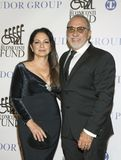 Gloria Estafan and Emilio Estefan Royalty Free Stock Image