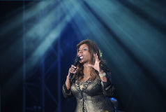 Gloria Gaynor Photo stock