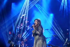 Gloria Gaynor Fotos de Stock