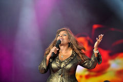 Gloria Gaynor Immagine Stock