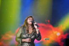 Gloria Gaynor royalty free stock photos