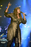 Gloria Gaynor performing at Exit festival Royalty Free Stock Photos