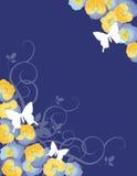 Glorietas y Flutterbys Fotografía de archivo libre de regalías