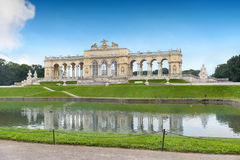 The Gloriette Royalty Free Stock Photos