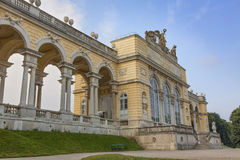 The Gloriette Royalty Free Stock Photo