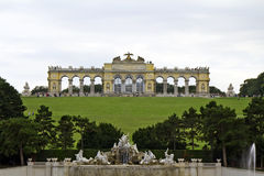 The Gloriette Stock Image