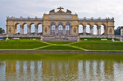 Gloriette Royalty Free Stock Photography