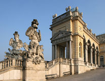 Gloriette Stock Photos