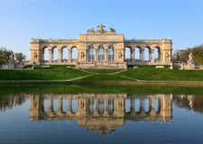 The Gloriette Royalty Free Stock Image