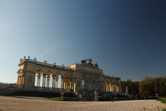 Gloriette Aussichtsterrasse Stock Photos