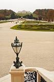Gloriette, complexe Schonbrunn, Wenen Stock Fotografie