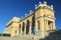 Gloriette em Viena Fotografia de Stock Royalty Free
