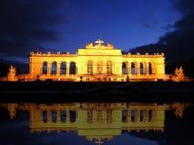 Gloriette, palácio de Schoenbrunn, Viena Foto de Stock Royalty Free