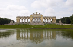 Gloriette, Schoenbrunn Palace Stock Images