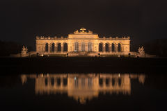Gloriette in Schoenbrunn Palace Gardens - Vienna, Austria Stock Photography