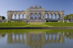 Gloriette, Schoenbrunn Palace, Vienna Stock Image