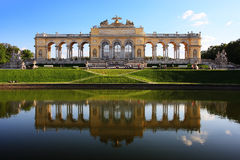 Gloriette, Schoenbrunn Palace, Vienna Stock Photography