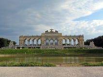Gloriette Schonbrunn Royalty-vrije Stock Afbeeldingen
