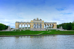 Gloriette In Schonbrunn Palace Garden, Vienna Royalty Free Stock Photography