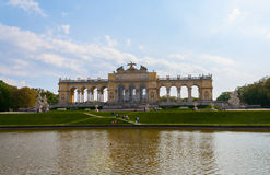 Gloriette in Schonbrunn Palace Garden Royalty Free Stock Image