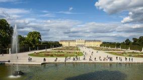Gloriette Schonbrunn Palace Garden, Vienna, Austria Royalty Free Stock Image
