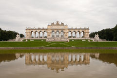 Gloriette, Schonbrunn Palace, Vienna, Austria Stock Photo
