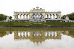 Gloriette in Schonbrunn Palace Royalty Free Stock Photo