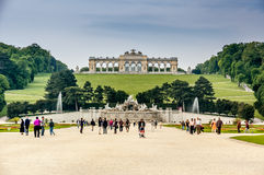 Gloriette in Schonbrunn Palace Royalty Free Stock Photos