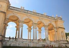 Gloriette. Schonbrunn. Vienna, Austria Royalty Free Stock Image