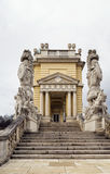 Gloriette in  Schonbrunn, Vienna Stock Images