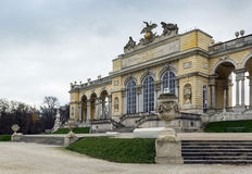 Gloriette in  Schonbrunn, Vienna Royalty Free Stock Images