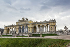 Gloriette in  Schonbrunn, Vienna Royalty Free Stock Photos