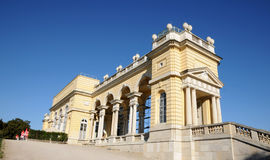 The Gloriette in Shconbrunn garden Stock Photography