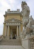 Gloriette structure in Schonbrunn Palace in Vienna, Austria Stock Image