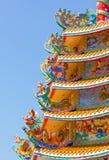 Gloriette tradicional chinês Imagens de Stock