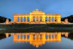 Gloriette, Viena Fotos de Stock Royalty Free