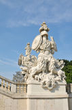Gloriette, Vienna. Architectural detail Stock Image