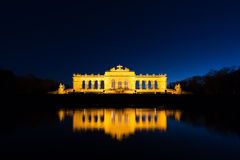 The Gloriette Vienna Royalty Free Stock Photography