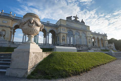 The Gloriette in Vienna, Austria Stock Photos