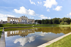 Gloriette Wenen royalty-vrije stock foto's