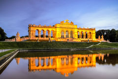 Gloriette, Wien Stockfoto