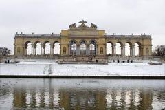 gloriety schonbrunn Vienna obraz stock