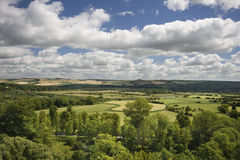 Glorious English Countryside Stock Images