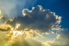 Glorious Morning Royalty Free Stock Photography