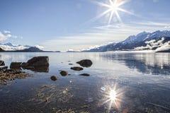 Glorious Sun Royalty Free Stock Photo