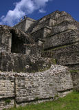 The Glory. Of the lost civilization of Mayan culture in Althun-Ha, Belize Royalty Free Stock Image