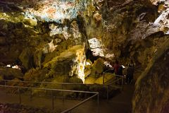 Glory Cave du sud en parc national de Kosciuszko, NSW, Australie photographie stock